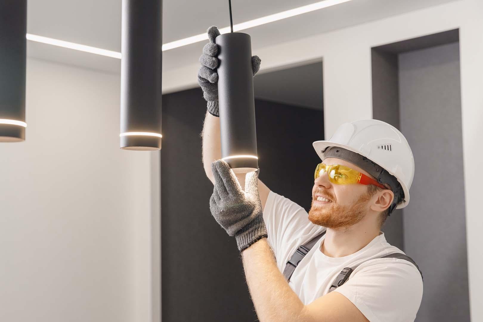 lighting-install